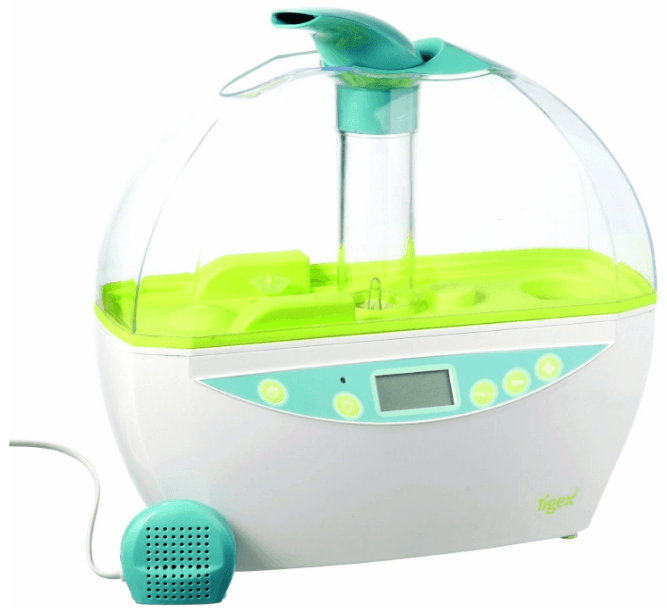 Humidificateur d'air Tigex