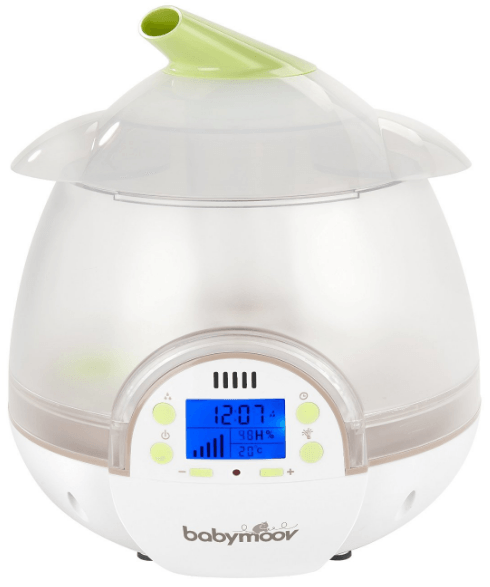 Humidificateur digital babymoov