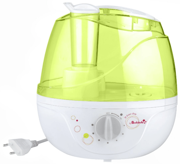 Humidificateur d'Air Hygromètre Badabulle